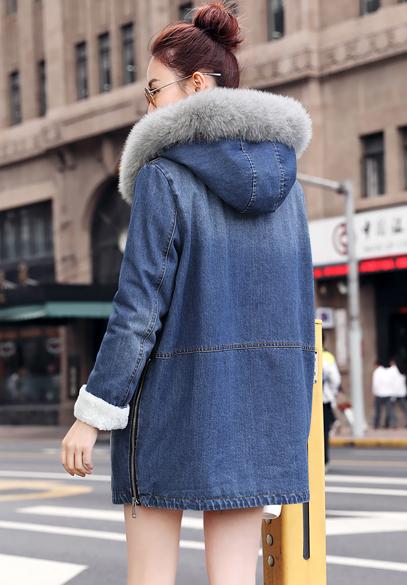 衣饰馨语2018冬季韩版中